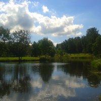Облака и вода :: Сапсан