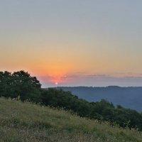 Восходы в горах :: Лидия (naum.lidiya)