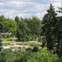 Парк для  отдыха. :: Наталья Соколова