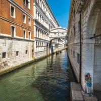 МОСТ ВЗДОХОВ в  Венеции :: Tatiana Poliakova