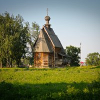 Утро в Суздале :: Игорь Сорокин