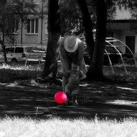 любящая мать играет с ребёнком :: Олег Губаревич