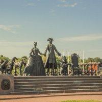"""Скульптурная композиция """"Царская прогулка"""" :: bajguz igor"""