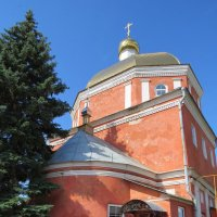 Православная церковь в Уфе :: Вера Щукина