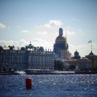 Петербург в летний днь. :: Светлана Калмыкова