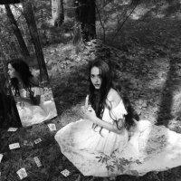 Приоткрывая завесу тайны :: Елена Машкина