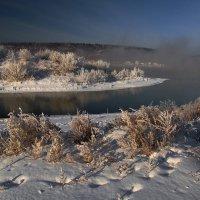 В декабре протока... :: Александр Попов