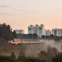 Утренний туман :: Роман