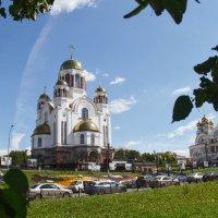 Храм на крови :: Дмитрий Сиялов