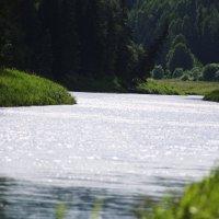 Река Сылва :: Александр Гладких
