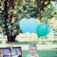 Фотосессия малыша :: марина алексеева