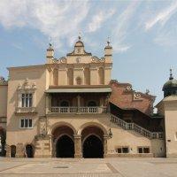 Достопримечательности Кракова. Суконные ряды :: Galina Belugina
