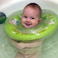 Юный пловец ***The Young Swimmer :: Александр Борисов