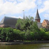 Вид на Кафедральный собор со стороны Набережной :: Маргарита Батырева