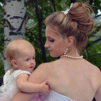 Мать и дитя. :: Борис Гуревич