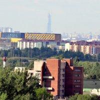Вид с Белой башни :: Сергей