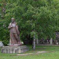 В парке искусств Музеон :: Galina Leskova