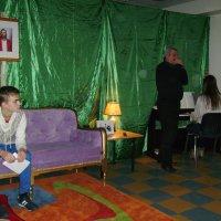 Рождественский   вечер   в   мормонском   приходе :: Андрей  Васильевич Коляскин