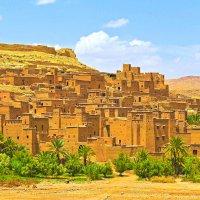 Айт-Бен-Хадду, Марокко :: Роберт Гресь
