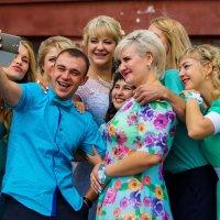 Мега позитивные гости :: Валентин Рыльцев