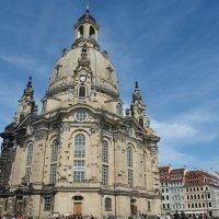 Церквь Св. Марии (Фрауэнкирхе) в Дрездене :: spm62 Baiakhcheva Svetlana