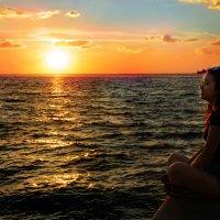 Я знаю..., ты вернёшься снова...с утра взойдёшь и засветишься вновь... :: Olga Ger