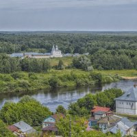 Гороховецкий пейзаж :: Сергей Цветков