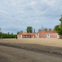 Прогулка по старому дворцу 3 :: Genych Bartkus