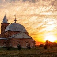 Церковь Покрова Пресвятой Богородицы. :: Сергей Степанов