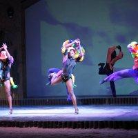 Африканские танцы :: Сергей