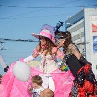 Карнавал на День города Бреста 2017 :: Сергей Хомич