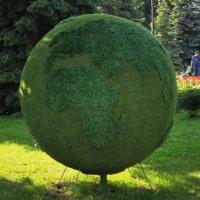 Земной шарик :: Дмитрий Фадин