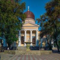 Утро на Соборке. :: Вахтанг Хантадзе