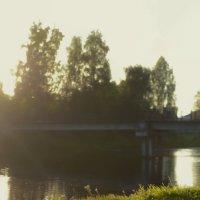 Приятный летний вечер :: Дмитрий Колесников