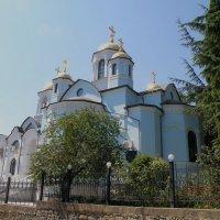 Храм Успения Пресвятой Богородицы :: Александр Рыжов