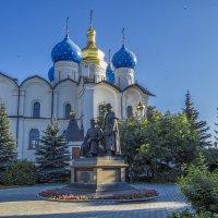 Благовещенский собор Казанского кремля :: Сергей Цветков