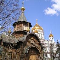 Храм Христа Спасителя :: Дмитрий Солоненко
