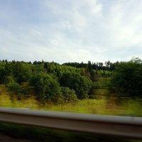 Ускользающий пейзаж ... :: Лариса Корженевская
