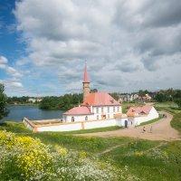 Приоратский земляной дворец, Гатчина :: Олег Пученков