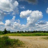 Небо и земля (7) :: Милешкин Владимир Алексеевич