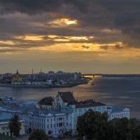 Стрелка закатная :: Сергей Цветков