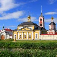 Троице-Сергиев Варницкий монастырь. :: Николай Кондаков