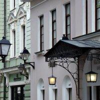 Фонари Москвы :: Veselina *