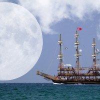 пиратскими милями :: Евгений Фролов