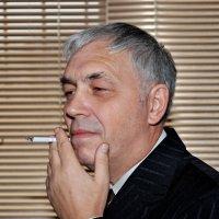 Мыслитель... :: Николай Варламов