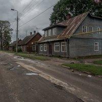 Домики, велосипед :: Rost Pri (PROBOFF-RO) Прилуцкий Ростислав