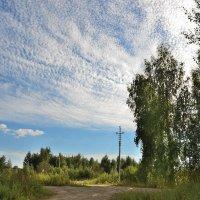 Небо :: Александр Юдин