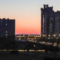 Рассвет в пору белых ночей :: Александр Викторенков