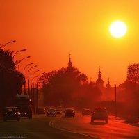 Августовская жара :: Валерий Горбунов