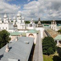 Ростовские купола :: Наталья Левина
